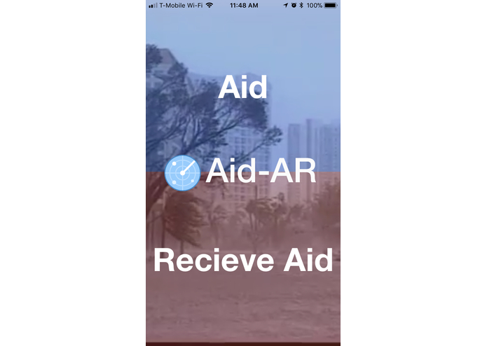 Aid-AR – screenshot 3