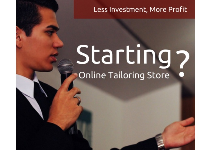 Gear up your online tailoring business with automation – screenshot 1