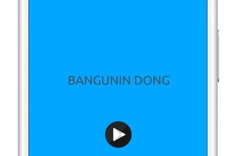 BANGUNIN DONG (WAKE ME UP) APPS
