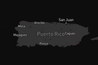 Identification of Most Harmed Regions in Puerto Rico