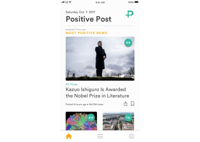 Positive Post – screenshot 6