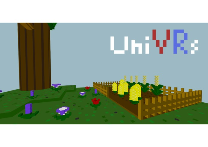 UniVRs – screenshot 1