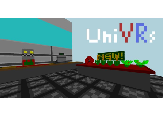 UniVRs – screenshot 2