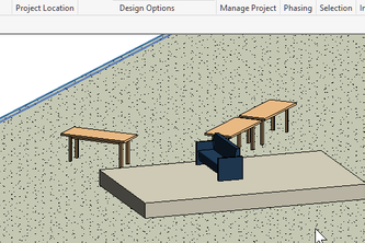 Export Revit elements to view in A-Frame