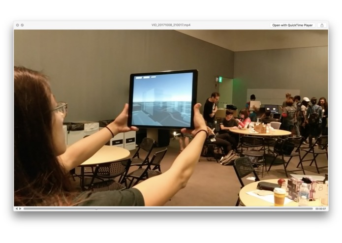 Serendipity made at MIT's Reality, Virtually Hackathon – screenshot 4