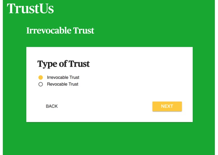 TrustUs – screenshot 3
