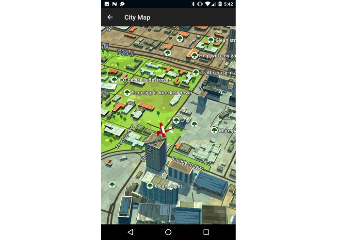 StreetSmart Cities – screenshot 3