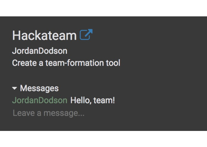 Hackateam – screenshot 2