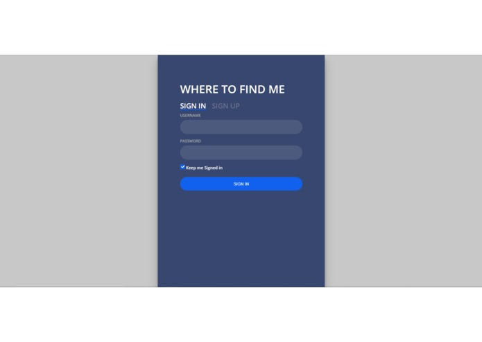 Where to Find Me? – screenshot 3