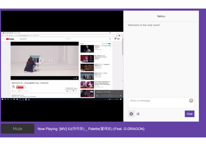 Twitch-Audio-Split-Stream – screenshot 1