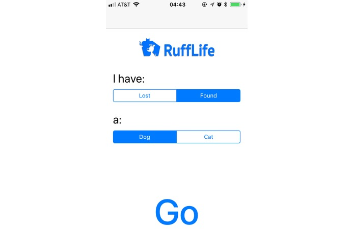 Ruff Life iOS – screenshot 1
