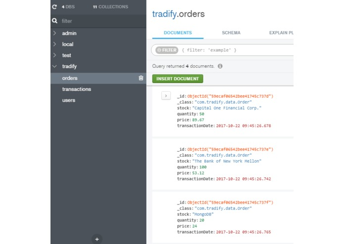 Tradify – screenshot 3