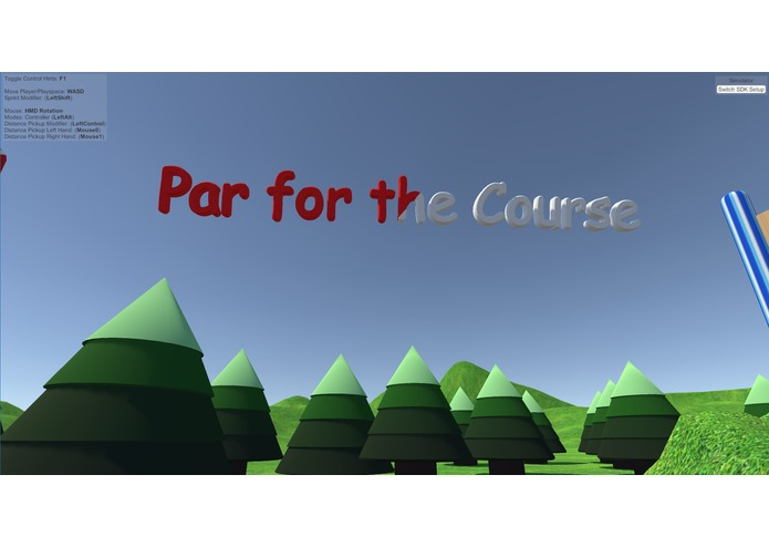 Par For The Course – screenshot 1