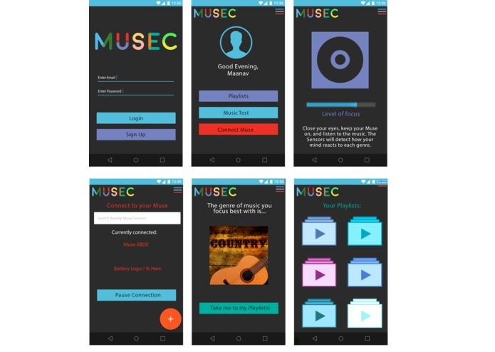 Musec – screenshot 3