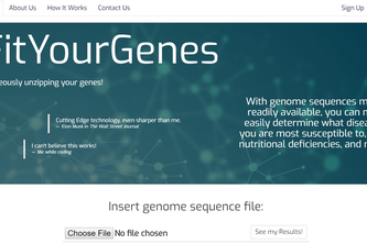 FitYourGenes
