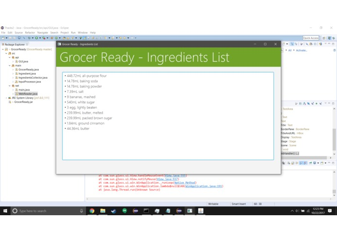 GrocerReady – screenshot 1