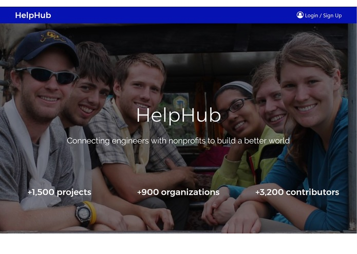 HelpHub – screenshot 1
