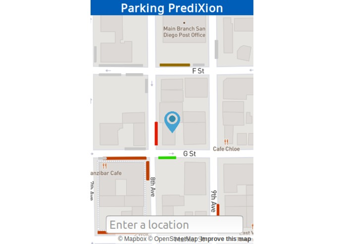 Parking PrediXion – screenshot 1