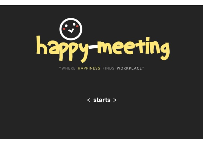 Happy Meeting  – screenshot 1