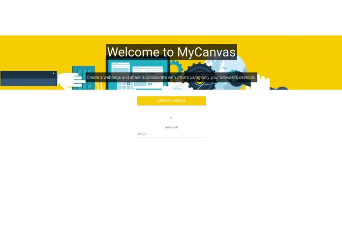 MyCanvas – screenshot 1