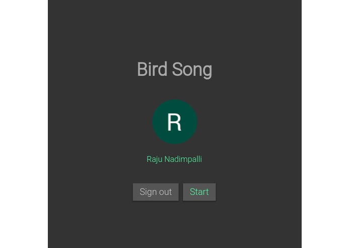 BirdSong – screenshot 2