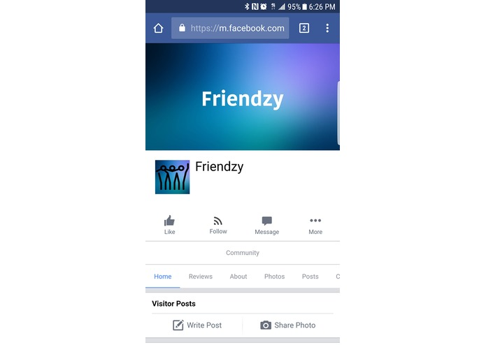 Friendzy  – screenshot 3