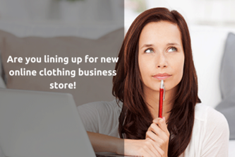 Change the way in your online clothing business store
