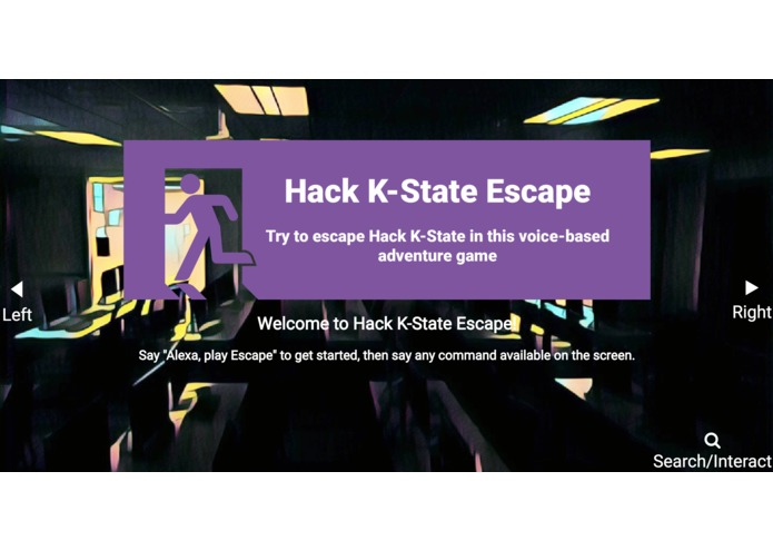 Hack K-State Escape – screenshot 3