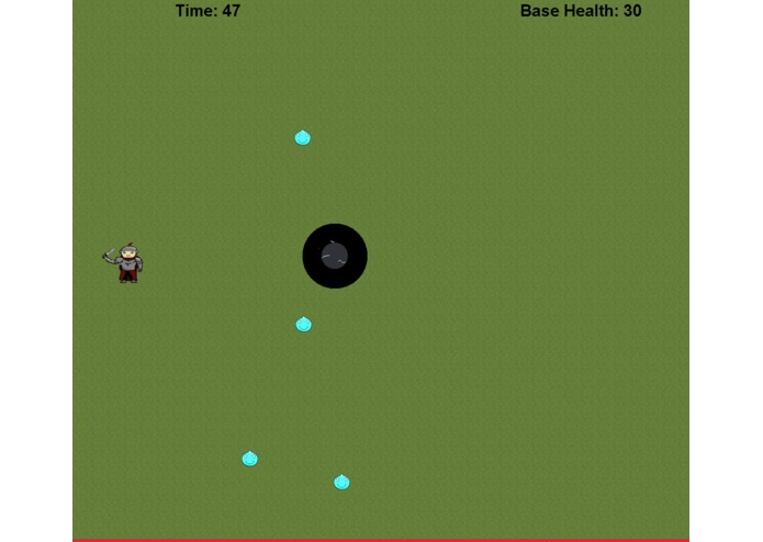 Slimy boy Defense  – screenshot 4