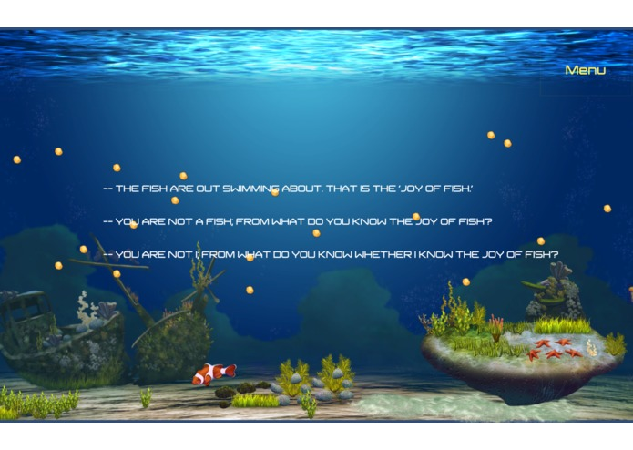 metamorFISH – screenshot 1
