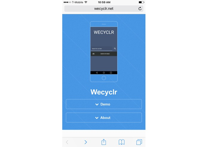 Wecyclr – screenshot 5