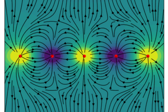 Electric Field Visualization
