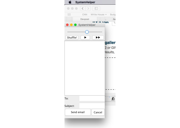 SystemHelper – screenshot 3
