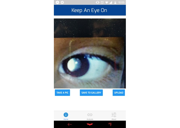 Keep an eye on – screenshot 3