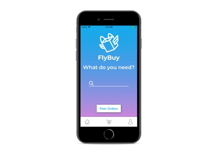 FlyBuy – screenshot 1