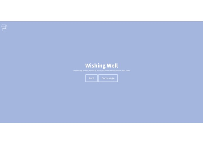 Wishing Well – screenshot 1