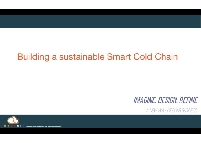 ImaguSCC:Smart Cold Chain – screenshot 1