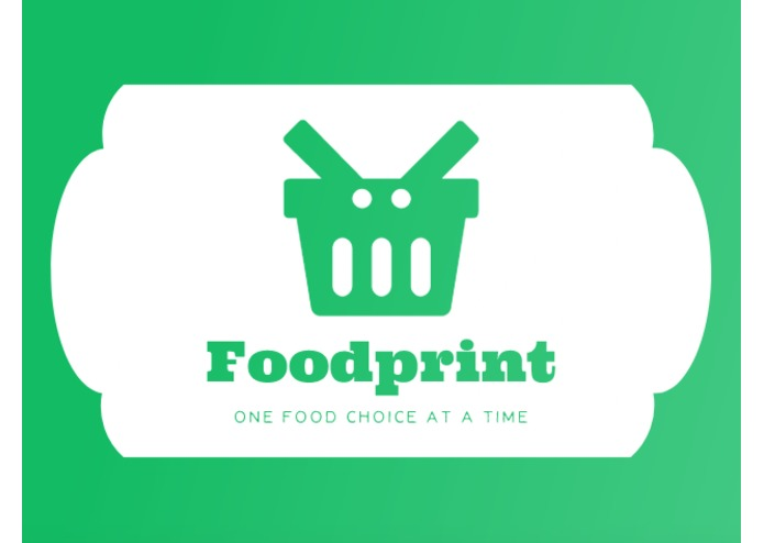 Foodprint – screenshot 1