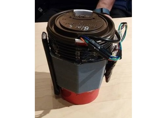 IoT Coffee Sleeve – screenshot 1