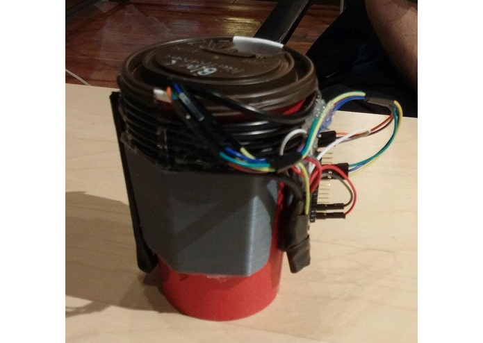 IoT Coffee Sleeve – screenshot 2