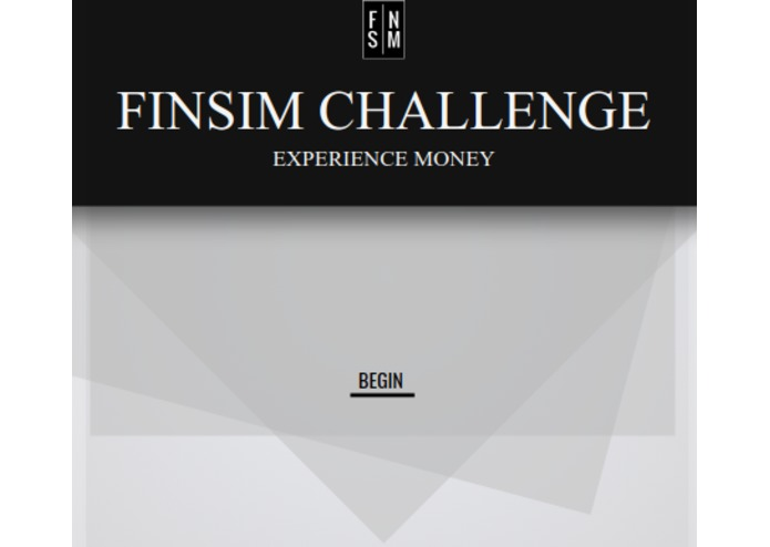 FINSIM – screenshot 1