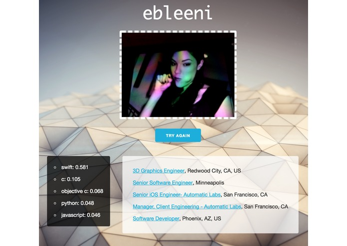 ebleeni – screenshot 3