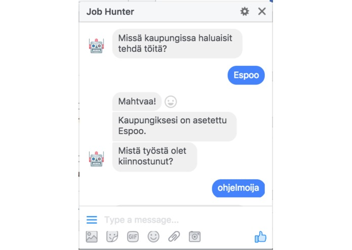 Job Hunter – screenshot 2