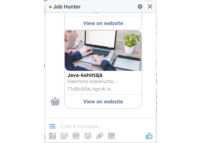 Job Hunter – screenshot 7