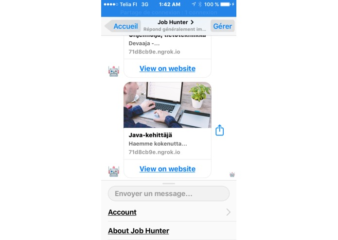 Job Hunter – screenshot 9