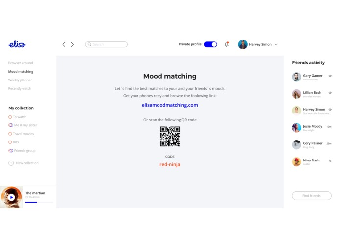 MATCH MY MOOD! – screenshot 1