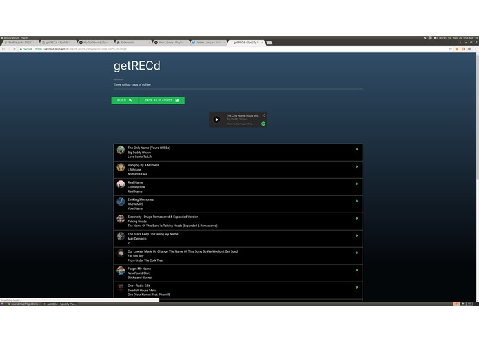 getREC'd – screenshot 5