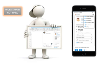iGlobe Outlook Add-in for iGlobe CRM Office 365