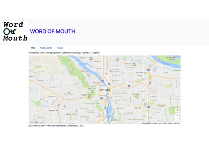 Word of Mouth – screenshot 1
