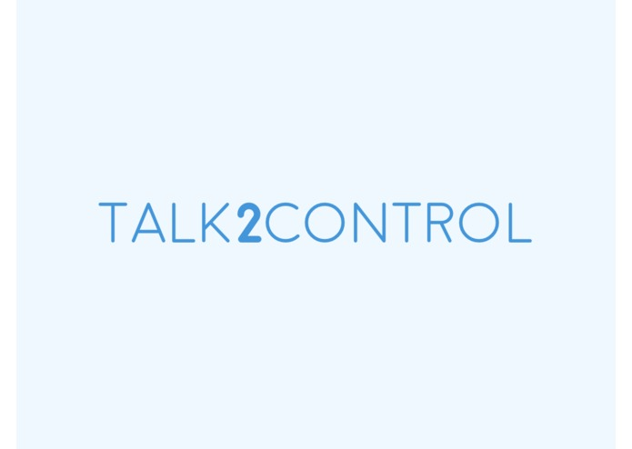 Talk2Control – screenshot 1